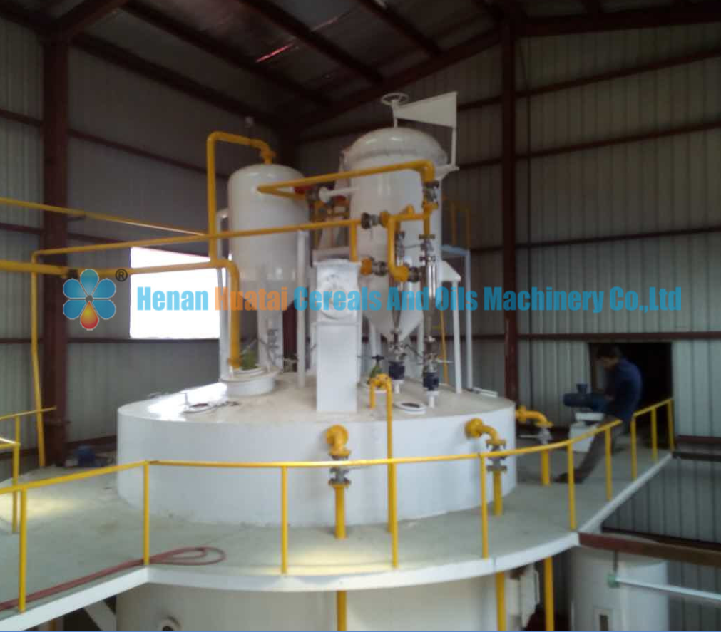 Good Or Bad That Soybean Oil Freezes In Winter Palm Oil Processing Machine Edible Oil Machine Plant Palm Oil Refining Plant Palm Oil Mill Plant Huatai Machinery